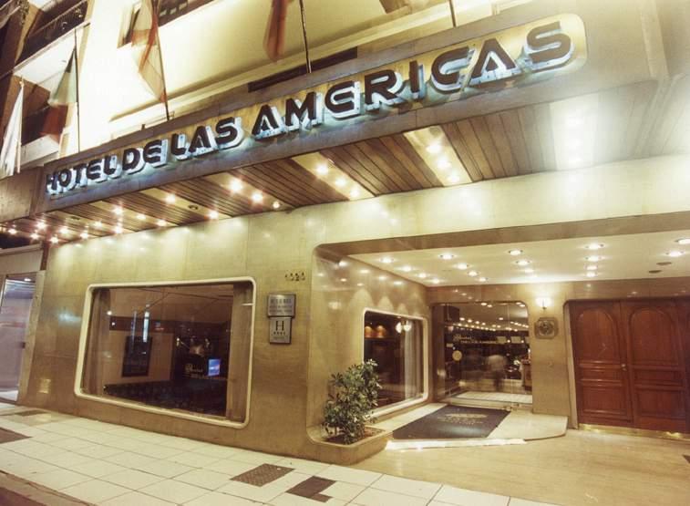 Cyan Hotel de Las Americas Außenaufnahme