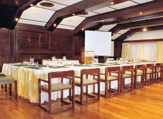 Cyan Hotel de Las Americas Konferenzraum