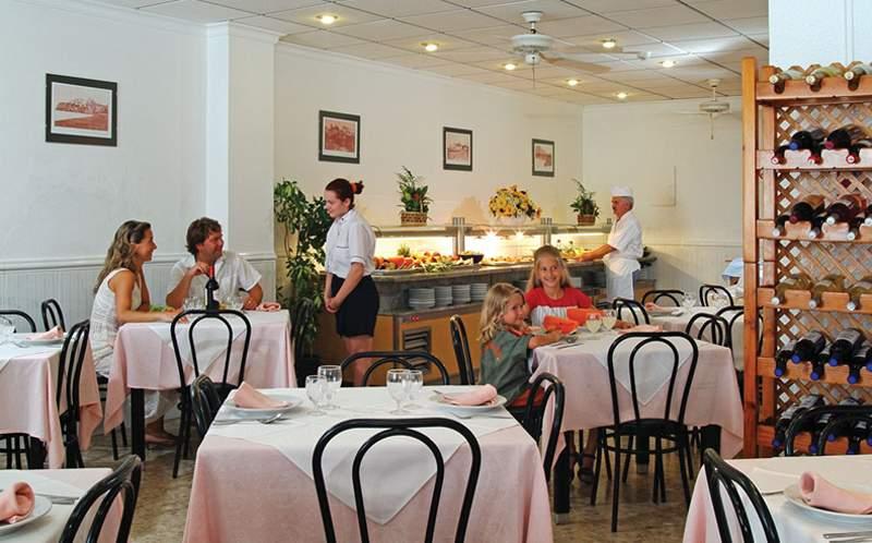 RH Canfali Gastrohotel Restaurant