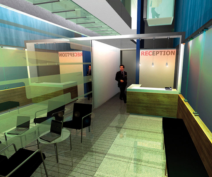Promenade Lounge/Empfang