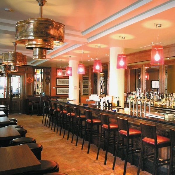 The Green Hotel  Bar
