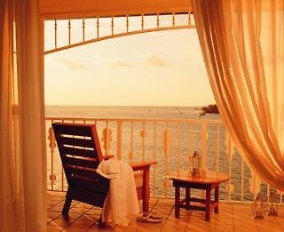 Ocean Key Resort & Spa Terrasse
