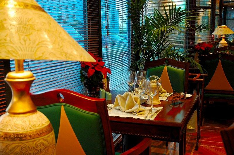 Crowne Plaza Bahrain Restaurant