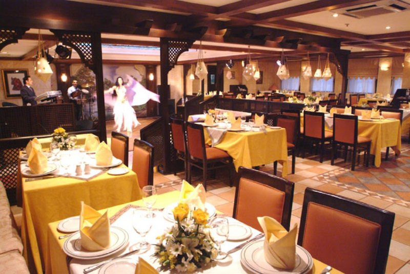 Intercontinental the Regency Bahrain Restaurant