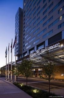 Hilton Baltimore Außenaufnahme
