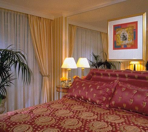 Executive Hotel Le Soleil Wohnbeispiel