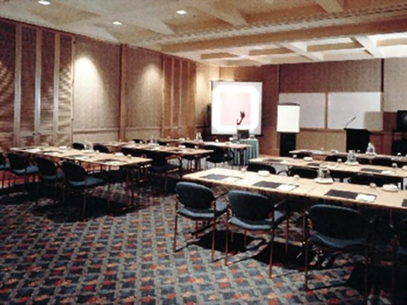 Hilton Cairns Konferenzraum