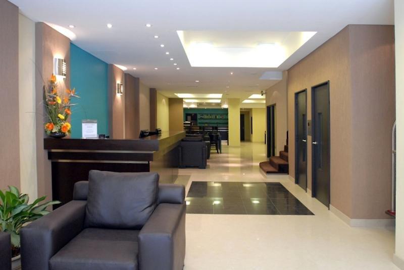 Viasui Hotel Lounge/Empfang