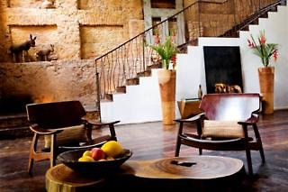 Santa Teresa Hotel RJ MGallery By Sofitel Lounge/Empfang