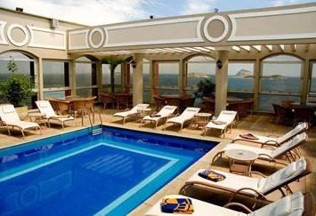 Sofitel Rio de Janeiro Ipanema  Pool