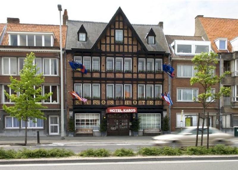 Floris Hotel Karos Bruges Außenaufnahme