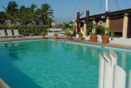 Bucuti & Tara Beach Resorts - Erwachsenenhotel Pool
