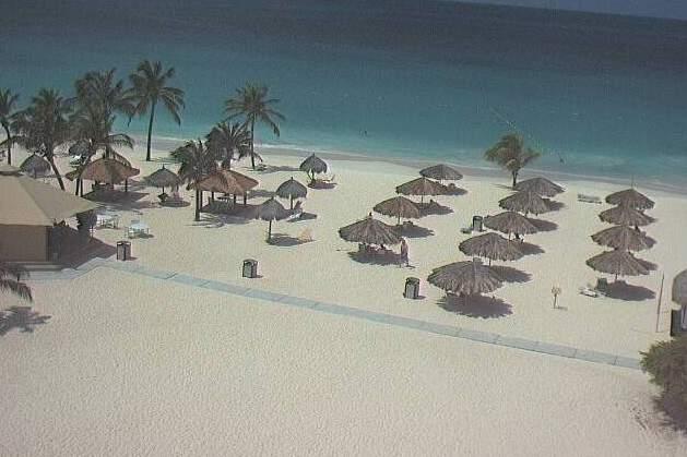 Bucuti & Tara Beach Resorts - Erwachsenenhotel Strand