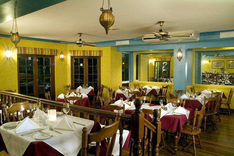 Cairns Queenslander Restaurant