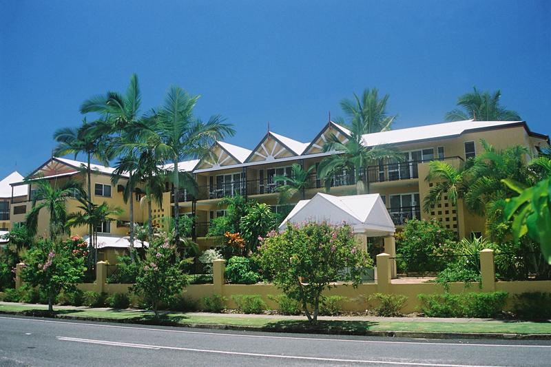 Cairns Queenslander Außenaufnahme