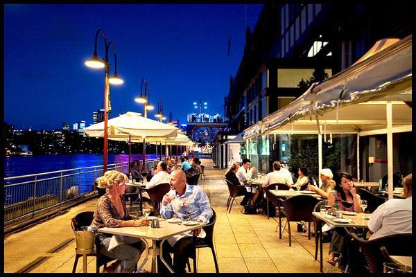 Pier One Sydney Harbour Autograph Collection Restaurant