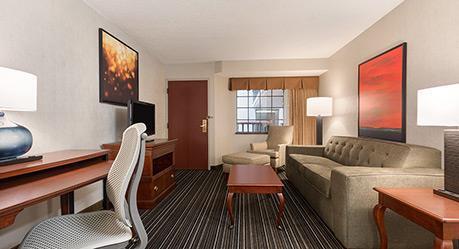 Wyndham Dallas Suites - Park Central Wohnbeispiel