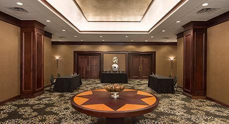 Wyndham Dallas Suites - Park Central Lounge/Empfang