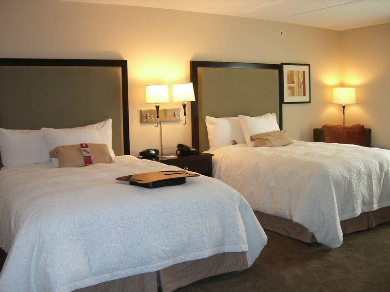 Hampton Inn & Suites Houston Bush Intercontinental Airport Wohnbeispiel