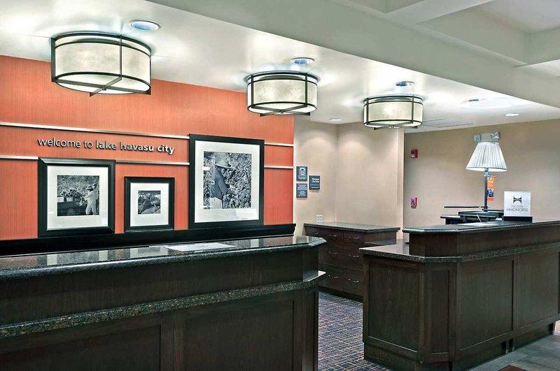 Hampton Inn Lake Havasu City Lounge/Empfang