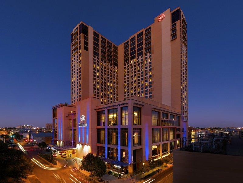 Hilton Austin Außenaufnahme