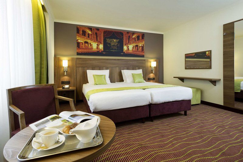 Quality Hotel Antwerpen Centrum Wohnbeispiel