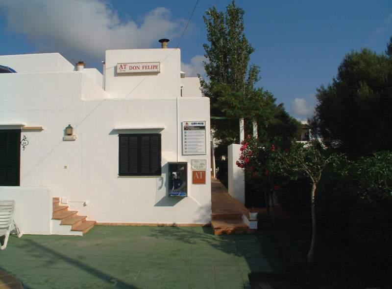 Don Felipe Apartments Außenaufnahme