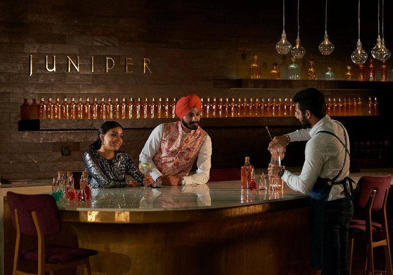 Andaz Delhi Restaurant