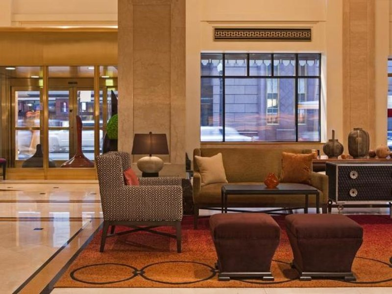 JW Marriott Chicago Lounge/Empfang