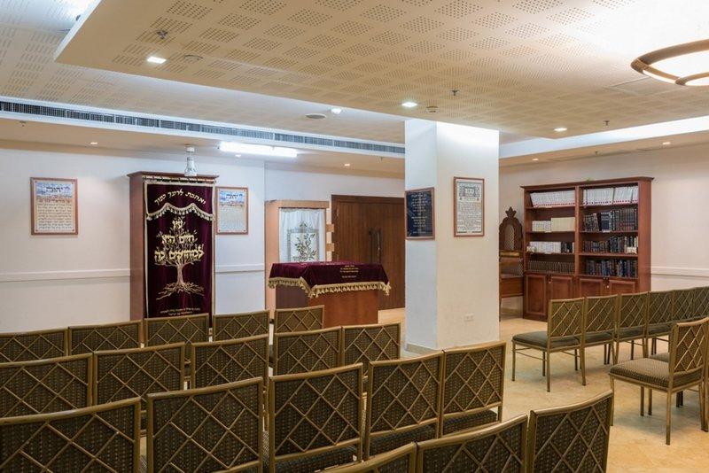Leonardo Jerusalem Lounge/Empfang