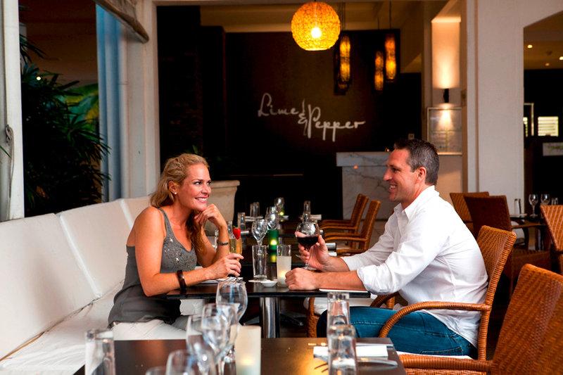 Peppers Beach Club & Spa Restaurant