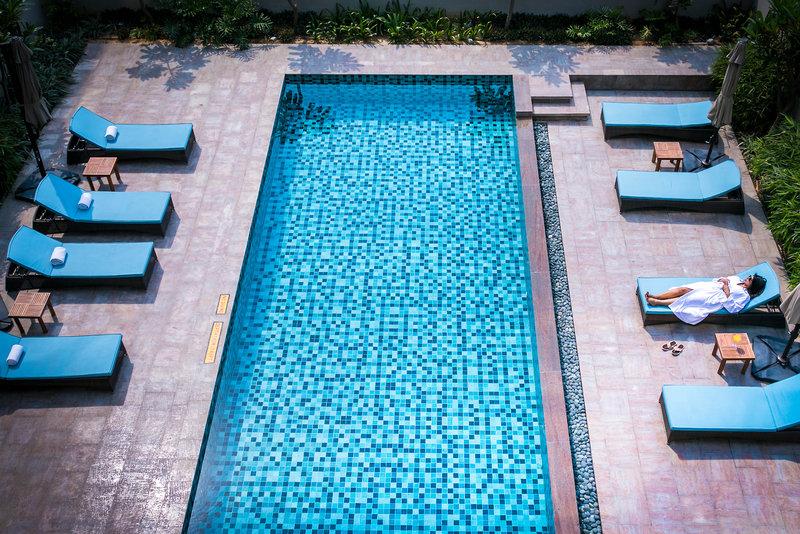 Andaz Delhi Pool