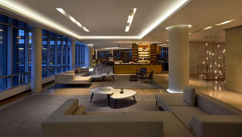 Andaz Delhi Lounge/Empfang
