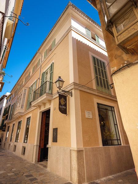 Hotel Gloria de Sant Jaume Außenaufnahme