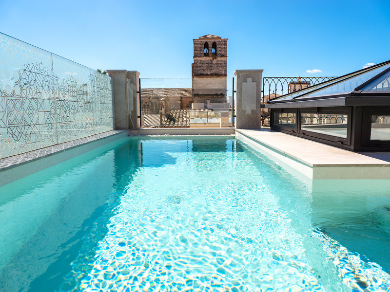 Hotel Gloria de Sant Jaume Pool