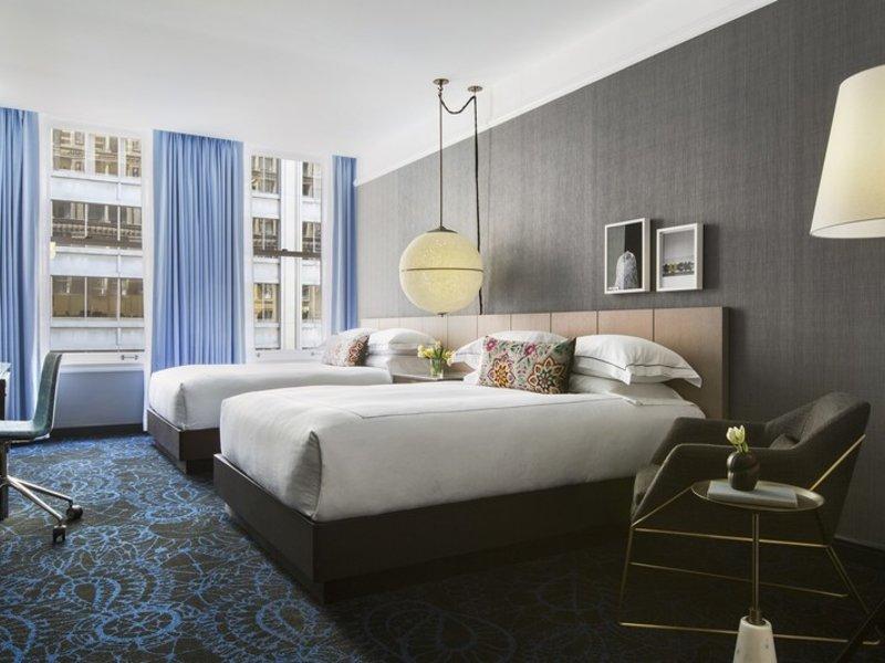 The Kimpton Gray Hotel Wohnbeispiel