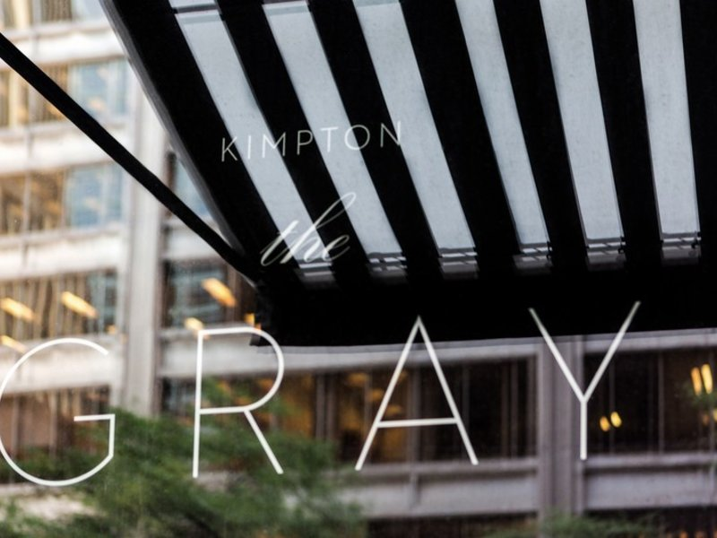 The Kimpton Gray Hotel Hallenbad