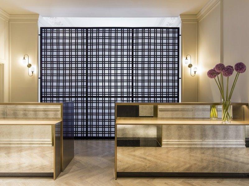 The Kimpton Gray Hotel Lounge/Empfang