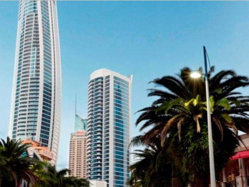 Hilton Surfers Paradise Residences Außenaufnahme