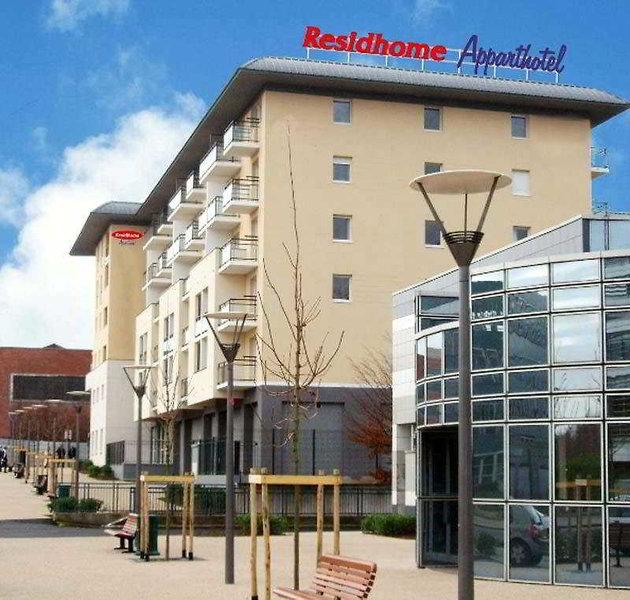 Residhome Appart Hotel Paris-Massy Außenaufnahme