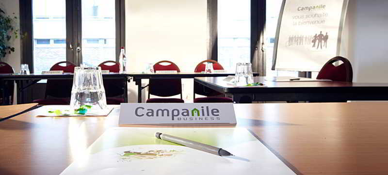 Campanile Brüssel Airport Zaventem Konferenzraum