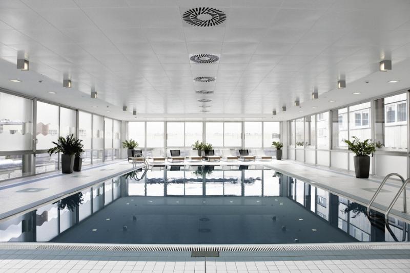 Holiday Inn München City CenterPool