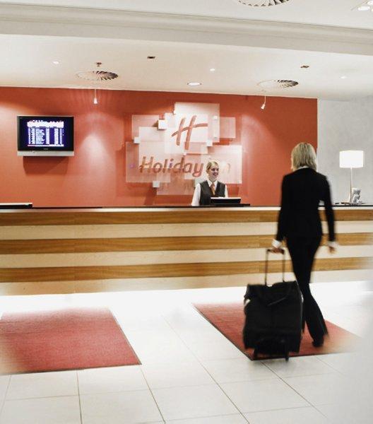 Holiday Inn München City CenterLounge/Empfang