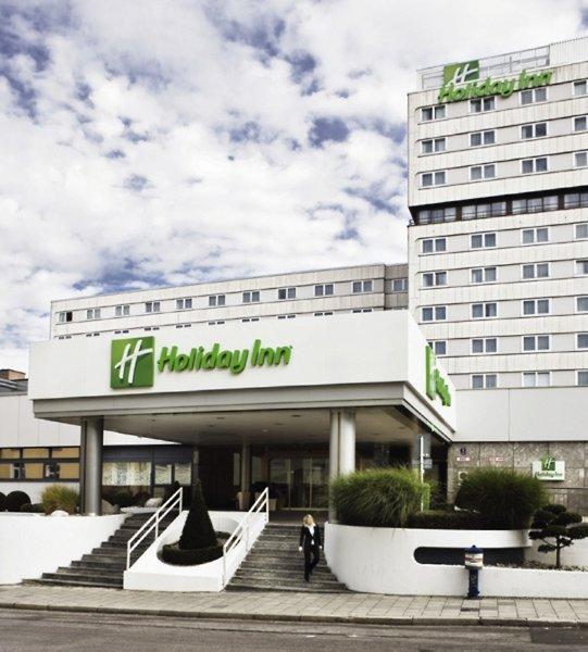 Holiday Inn München City CenterAuߟenaufnahme