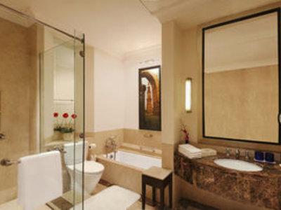 Trident Gurgaon Badezimmer