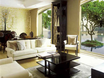 Trident Gurgaon Lounge/Empfang