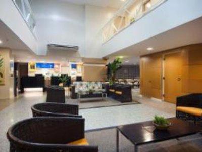 Comfort Hotel Fortaleza Lounge/Empfang