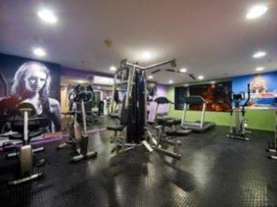 Comfort Hotel Fortaleza Sport und Freizeit
