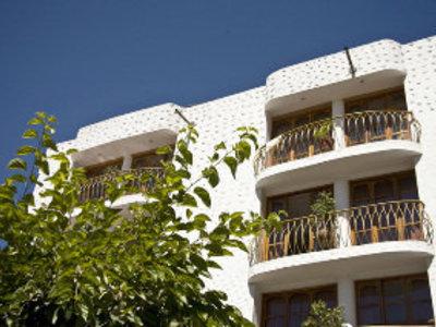 Hotel San Agustin Posada del Monasterio Außenaufnahme