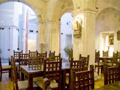 Hotel San Agustin Posada del Monasterio Restaurant